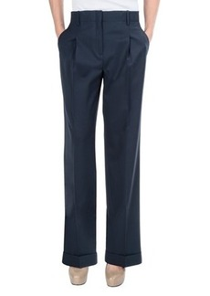 Lafayette 148 New York Harrison Pants - Italian Stretch Wool, Wide Leg (For Women)