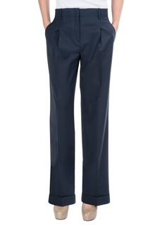 Lafayette 148 New York Harrison Pants - Italian Stretch Wool, Wide Leg (For Women)