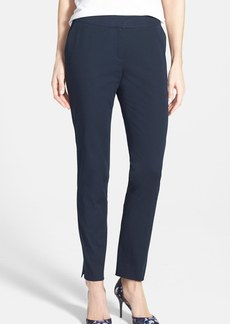 Lafayette 148 New York 'High Twist' Skinny Twill Ankle Pants