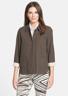 Lafayette 148 New York High/Low Topper