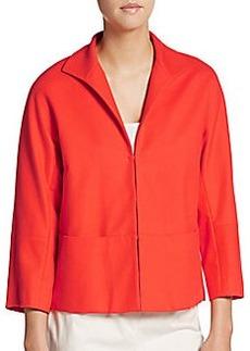 Lafayette 148 New York Hoda Twill Jacket