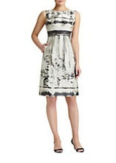 LAFAYETTE 148 NEW YORK Jacquard Evelyn Dress