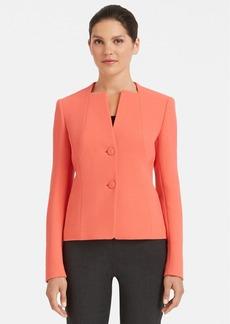 Lafayette 148 New York 'Janet' Wool Crepe Jacket