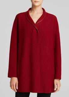 Lafayette 148 New York Jaqueline Wool Coat