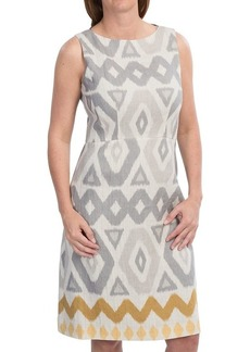 Lafayette 148 New York Jeneca Linen Dress - Sleeveless (For Women)
