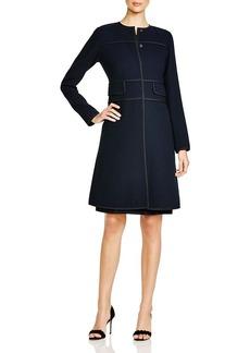Lafayette 148 New York Joanne Wool Coat