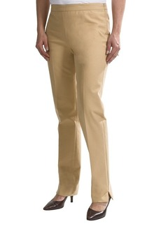 Lafayette 148 New York Jodhpur Cloth Ankle Pants - Stretch Cotton (For Women)