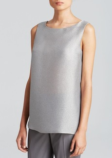 Lafayette 148 New York Josa Textured Top