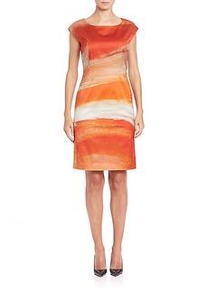 Lafayette 148 New York Josette Printed Dress