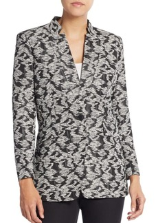 Lafayette 148 New York Kamala Embroidered Jacket