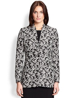 Lafayette 148 New York Kamala Long Jacket