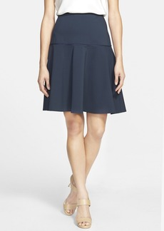 Lafayette 148 New York 'Keana' Drop Yoke Skirt