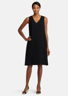 Lafayette 148 New York 'Kinsey' A-Line Silk Shift Dress