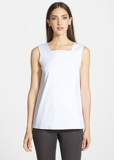Lafayette 148 New York 'Kirsta' Sleeveless Blouse