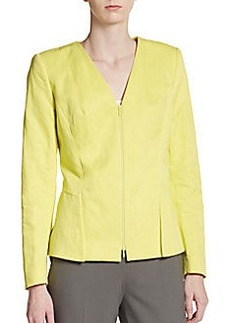 Lafayette 148 New York Lana Cotton-Blend Jacket