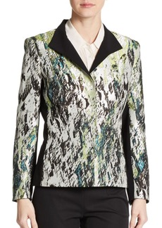 Lafayette 148 New York Laryn Silk Jacket