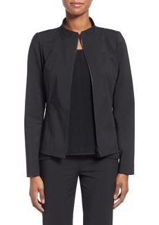 Lafayette 148 New York 'Laura' Stand Collar Jacket
