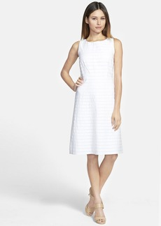 Lafayette 148 New York 'Laurette' Linen Dress