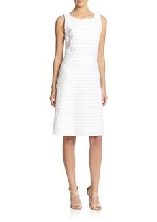 Lafayette 148 New York Laurette Linen Dress
