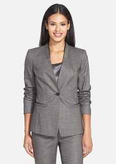 Lafayette 148 New York 'Lenore - Summit' Suiting Jacket (Regular & Petite)