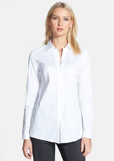 Lafayette 148 New York 'Leora - Excursion Stretch' Blouse