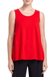 Lafayette 148 New York Lightweight Punto Milano Swing Tank