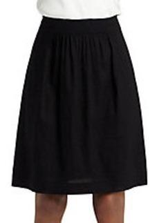 LAFAYETTE 148 NEW YORK Linen-Blend Skirt