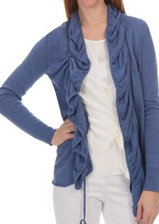 Lafayette 148 New York Lino Cardigan Sweater - Cotton-Linen (For Women)