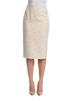 Lafayette 148 New York Long Pencil Skirt