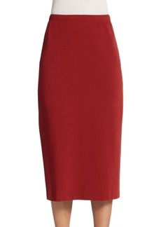 Lafayette 148 New York Long Pencil Skirt