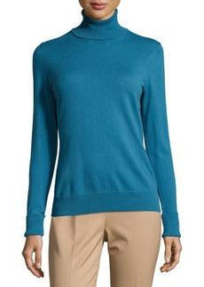 Lafayette 148 New York Long-Sleeve Turtleneck Sweater