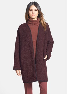 Lafayette 148 New York 'Lorraine' Wool Blend Coat