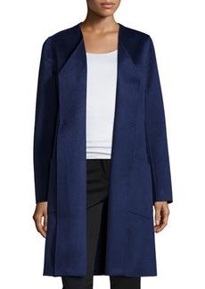 Lafayette 148 New York Mairene Cashmere Long Coat