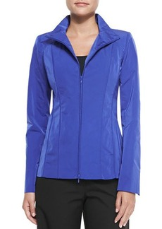 Lafayette 148 New York Mariete Two-Zip Jacket