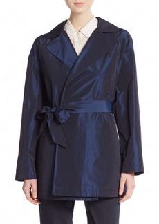 Lafayette 148 New York Marin Wrap Coat