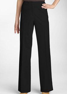 Lafayette 148 New York 'Menswear' Trousers (Regular & Petite)
