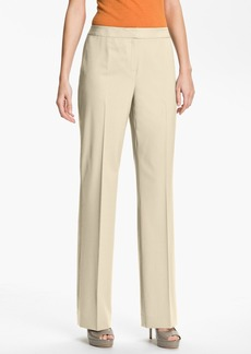 Lafayette 148 New York 'Menswear' Trousers (Regular & Petite)