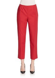 Lafayette 148 New York Metropolitan Cropped Pants