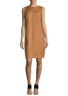 Lafayette 148 New York Mira Sleeveless Shift Dress