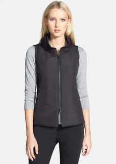 Lafayette 148 New York Mixed Media Vest