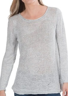Lafayette 148 New York Moss Intarsia Sweater (For Women)