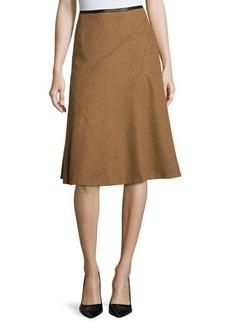 Lafayette 148 New York Nara A-Line Skirt
