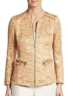 Lafayette 148 New York Neisha Tweed Jacket