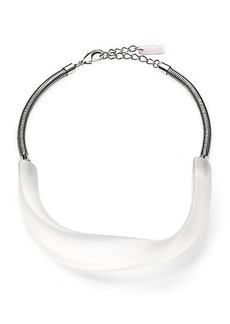Lafayette 148 New York New Wave Collar Necklace