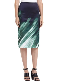 Lafayette 148 New York 'Northern Lights' Pencil Skirt