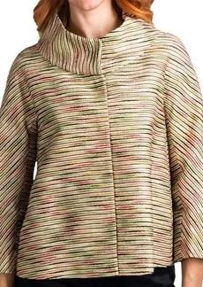 Lafayette 148 New York Novelty Gisella Topper Jacket (For Women)