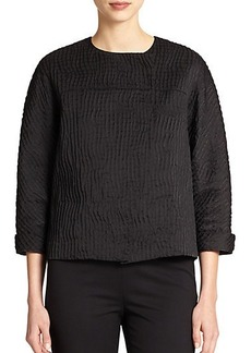 Lafayette 148 New York Odene Textured Jacket