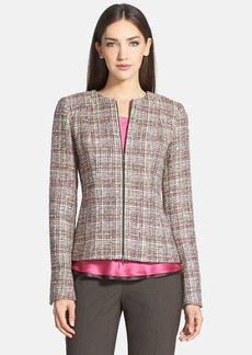 Lafayette 148 New York 'Ondria' Tweed Jacket