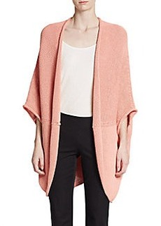 Lafayette 148 New York Oversized Open Cardigan