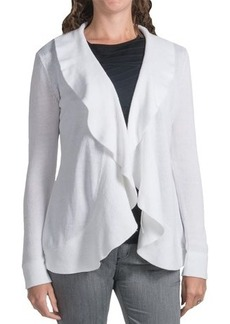 Lafayette 148 New York Pearle Cardigan Sweater - Cotton (For Women)